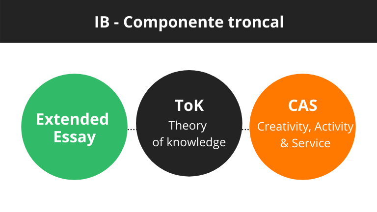 IB vs. A-Levels - componente troncal