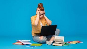 ansiedad ante los exámenes cover
