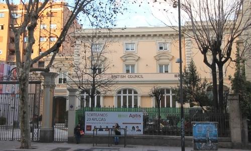 colegios británicos en Madrid - British Council