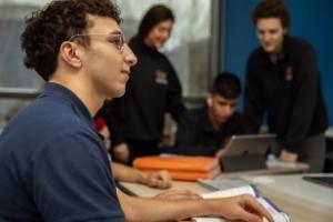 Educación personalizada - alumnos