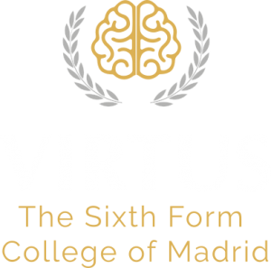 colegio británico en Madrid - virtus logo
